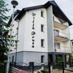 Villa Prusa - pensjonat Unieście,  Unieście