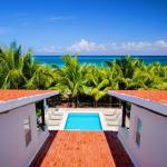 Villa las Glorias, 14 Guests Cozumel,  Cozumel
