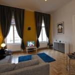 Furnished Suites in District 7, Budapest
