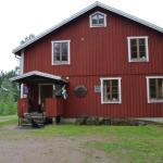 Pensionat Sågknorren, Bygget