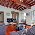 Farnese Apartment 1870, Rome