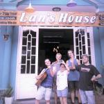 Lan's House, Dong Hoi
