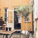 Townhouse in historic centre,  Copenhagen