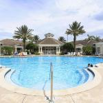 Windsor Palms Four Bedroom Pool House F72, Kissimmee