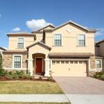 Champions Gate Eight Bedroom House with Private Pool HN1, Kissimmee