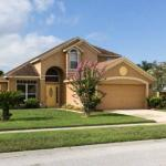 Lindfields Four Bedroom House with Private Pool F5G, Kissimmee
