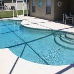 Clear Creek Three Bedroom House with Private Pool D4R,  Kissimmee