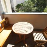 Studio with balcony, Vienna