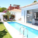 Luxury Ibiza Style Villa - close to the Beach and Puerto Banús!,  Marbella
