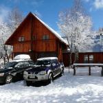 Espacio Radical Lodge de Montaña, Las Trancas