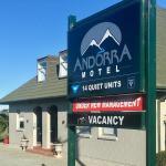 Andorra Motel,  Geraldine