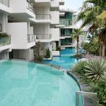 Wong Amat Beachfront Condo & Garden View, Pattaya North