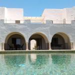 La villa Omar,  Bi'r Bū Ruqbah