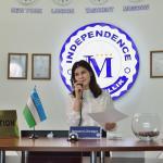 Independence Hotel Mustakillik, Tashkent