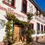 Hotel Restaurant Zum Burggraf,  Neuleiningen