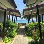 Dang Sea Beach Bungalow, Nai Yang Beach