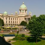 Parliament Apartment, Belgrade