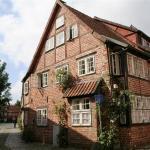 Altstadt-Lueneburg-Ferienwohnung-Neue-Strasse-Auf-dem-Meere, Lüneburg