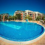 Apartment in Green Fort, Sunny Beach