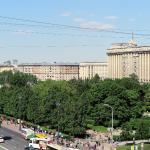Apartment By Metro Moskovskaya, Saint Petersburg