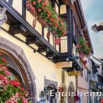 La Légende des 2 Pierres,  Eguisheim