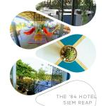The 84 Hotel ( River Queen ), Siem Reap