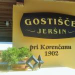 Guesthouse Jersin,  Logatec