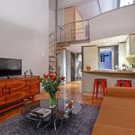 Mutual Heights - Georgina's Loft Apartment, Cape Town
