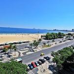 Apartamento Copacabana Atlântica, Rio de Janeiro
