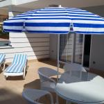1+1 Apartment with a big terrace, Alanya