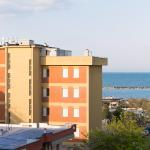 Hotel Ile de France, Cesenatico