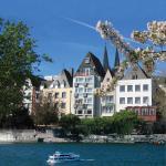 Hotel Römerhafen,  Cologne