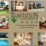 The Plantation Guesthouse, Middelburg