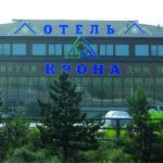 Hotel on 104 Mikrorayon,  Ulan-Ude