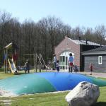 Holiday Park Type D.1, Halfweg