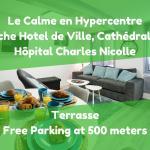 Le Cottage de l'Hotel de Ville, Rouen