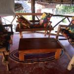 Nyumbani. Rest House, Kilindoni