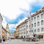 Strict city apartments, Ljubljana