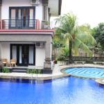 Taman Tirta Ayu Pool and Mansion,  Kuta