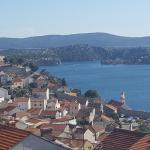 Top sea view city apartment, Šibenik