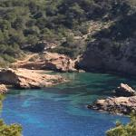 Apartment In Ibiza With See View And Private Beach, Ibiza Town