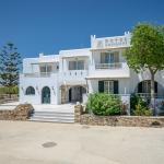 Agnadi Hotel, Agia Anna Naxos