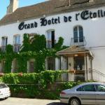 Hotel Pictures: Grand Hotel de l'étoile, Courtenay