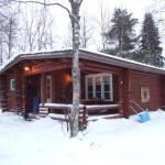 Holiday Home Saapungin lomat / aamunkajo, Kuusamo