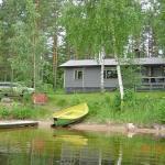 Holiday Home Mustalahti,  Ollila