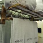 King's Hotel,  Hong Kong