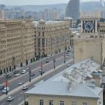 HSK Clock Tower Center,  Baku