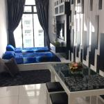 Cozy Suite with Pool View,  Johor Bahru