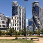 Apartment Grand Sea Tower,  Batumi