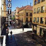Hostal Alevia, Salamanca